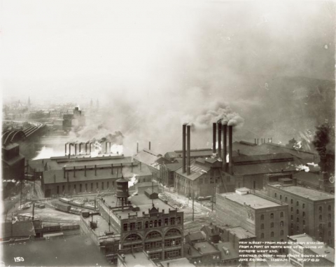 Image of Air Pollution in Pittsburgh